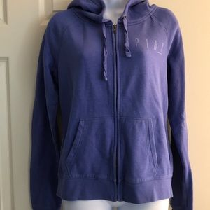 VS Pink eighty six zipper hoodie size Med